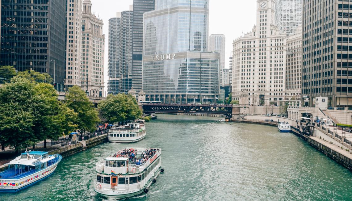 芝加哥旅遊