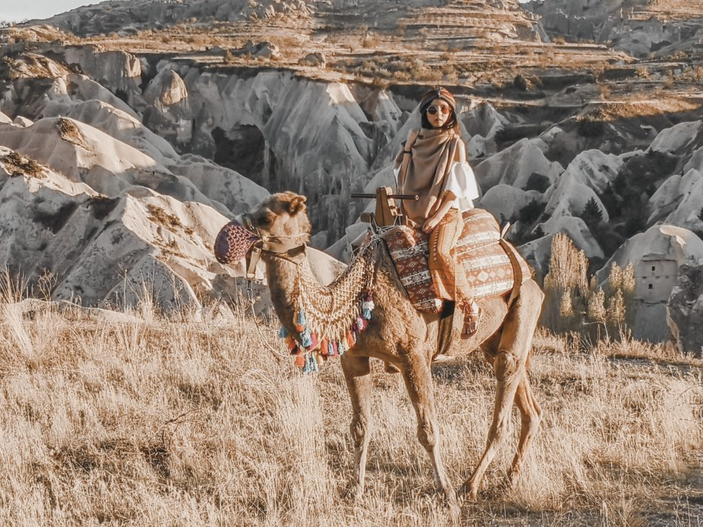 Camel Riding Tour
