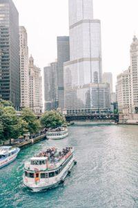 芝加哥郵輪