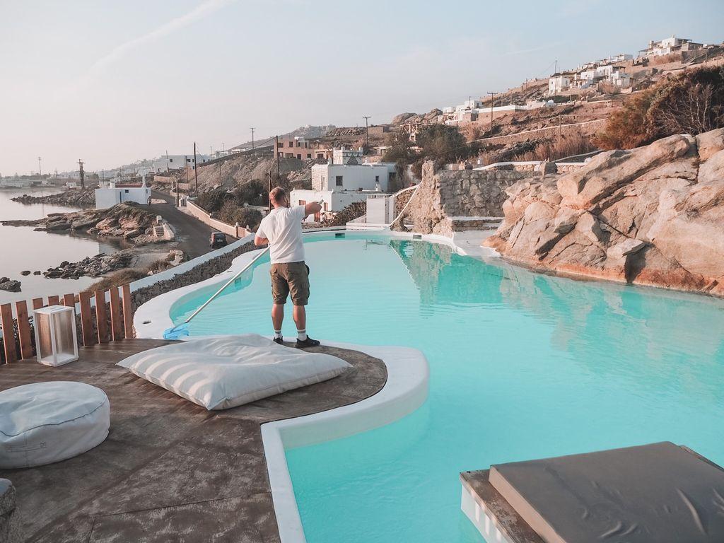 dreambox pool