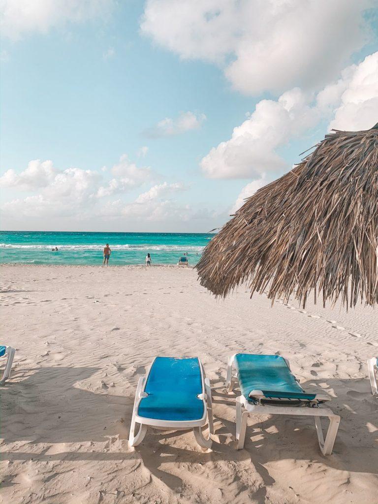 古巴 海灘