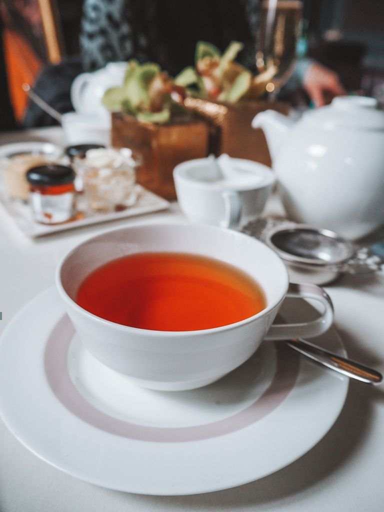舊金山下午茶